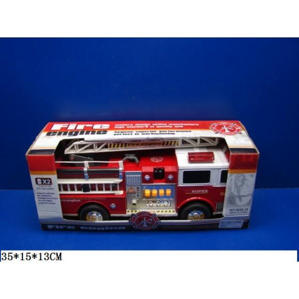 Пожарная машина батар. 6688-29