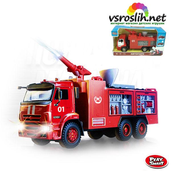 "Пожарная машина, ""Play Smart"" 9624A/B"