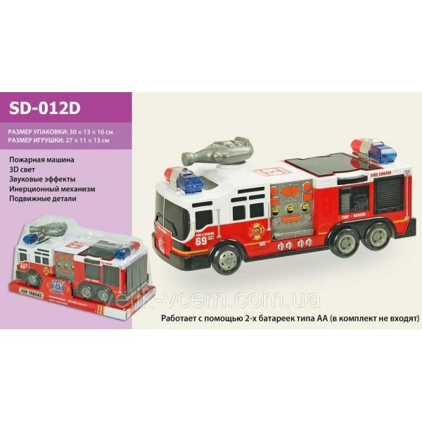 Пожарная машина SD-012D (1269028)
