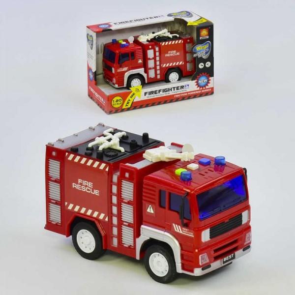 Пожарная машина WY550A