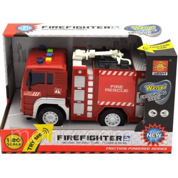Пожарная WY550A