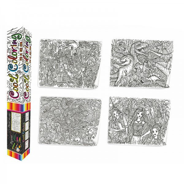 "Раскраска Maxi ""Cool coloring"" 1110"