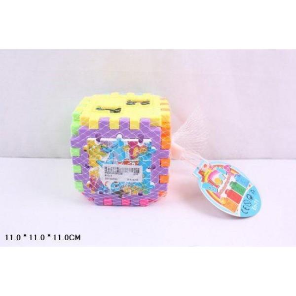 Развивающий кубик 813-1