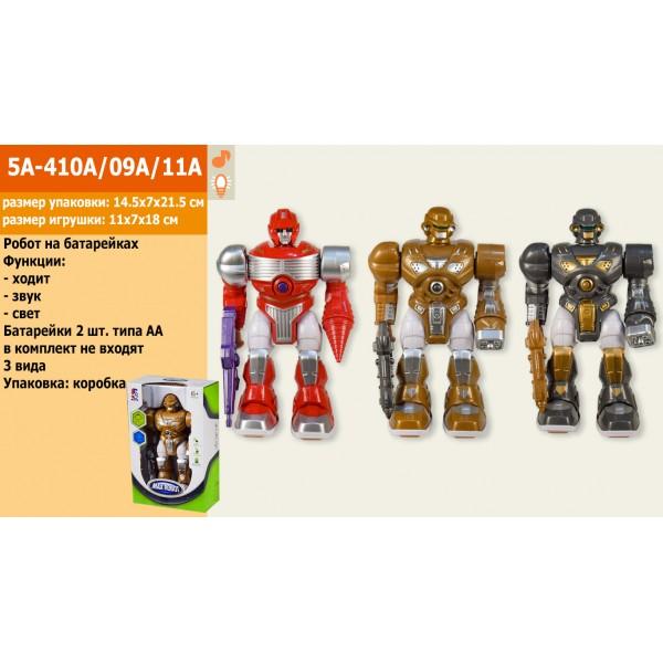 Робот батар. 5A-410A/09A/11A