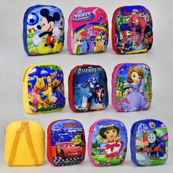 Рюкзак детский N 00017 (180) МИКС