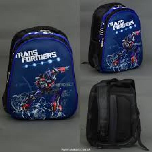 Рюкзак школьный каркасный 555-430