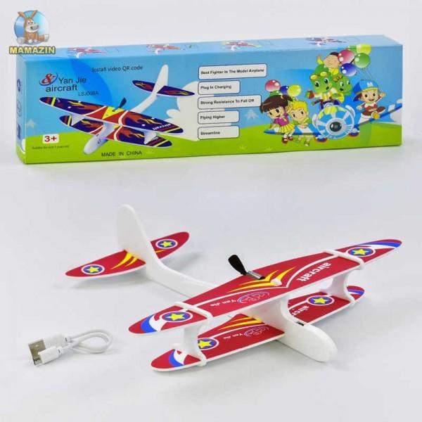 Самолет с электромотором F32102