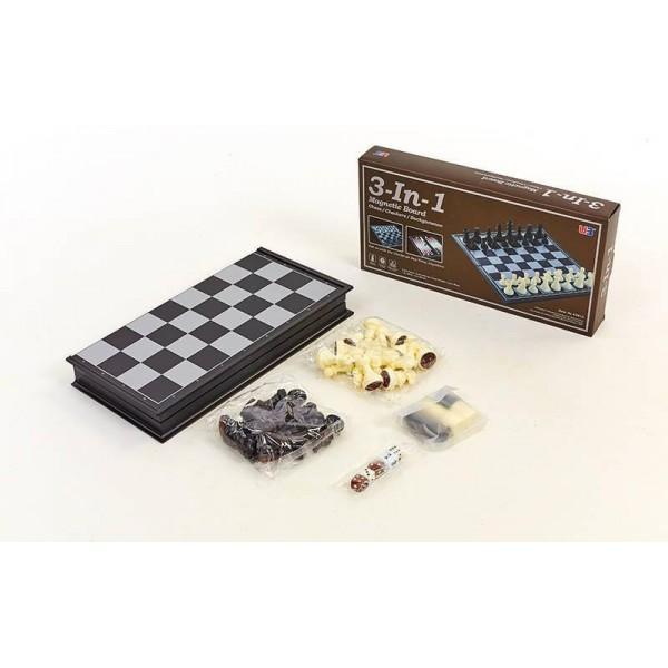 Шахматы 3в1 38810 (236780R)