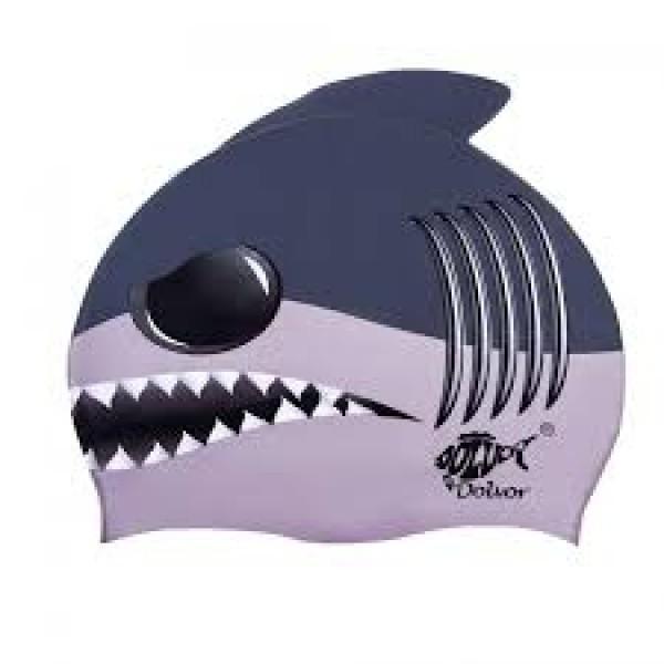 """Шапочка для плавания силикон """"Акула"""" SP-SC 12 (Shark SС 12)"""