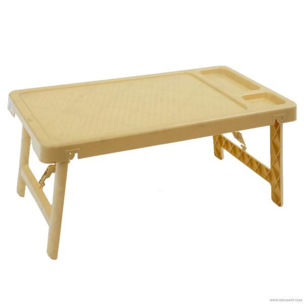 """Стол для завтрака 61*33*27,5см. (1) бежевый """"K-PLAST"""""""