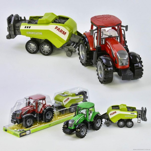 Трактор 0488-304