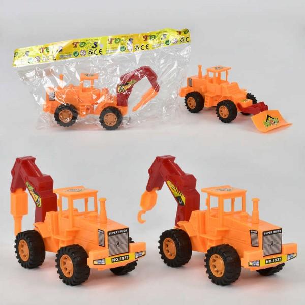 Трактор 8937 (240)