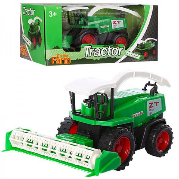 Трактор инерционный 798-A92