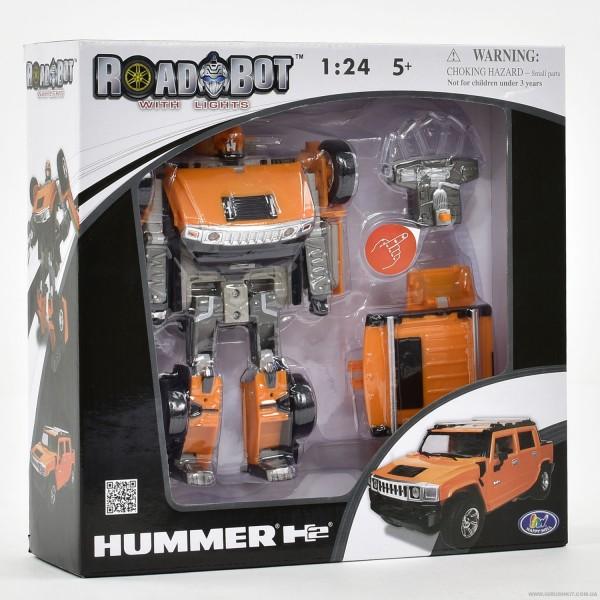 Трансформер RoadBot 53091 (18)
