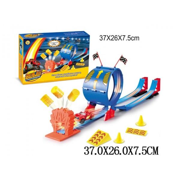Трек YF7788-34 (1488570) (60шт/2) в коробке 37*26*7, 5см