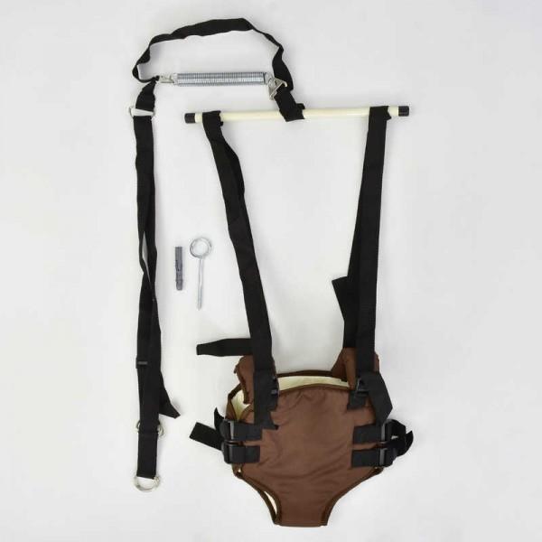 Тренажёр-прыгунки (1) цвет коричневый