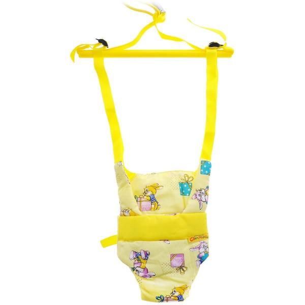 Тренажёр-прыгунки (1) цвет жёлтый