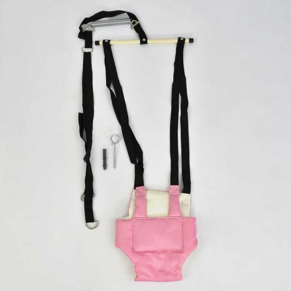 Тренажёр - прыгунки №2 цвет розовый (1)
