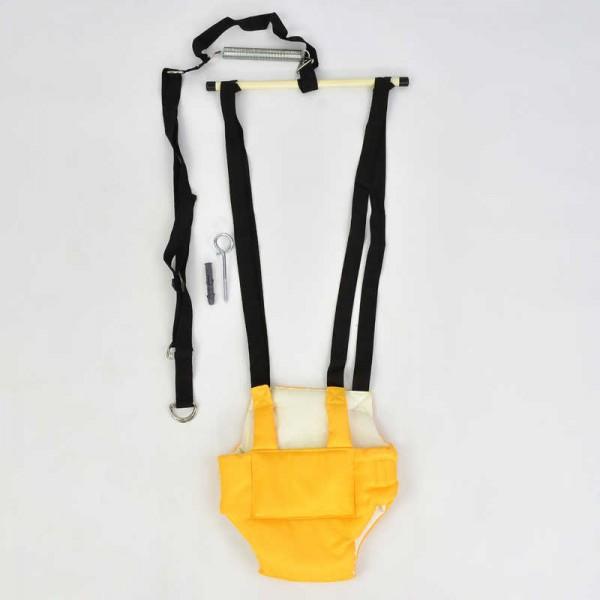 Тренажёр - прыгунки №2 цвет жёлтый (1)