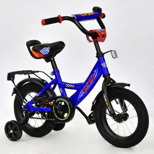 """Велосипед 14"""" дюймов 2-х колёсный С14999 """"CORSO"""" (1)"""
