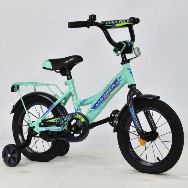 """Велосипед 2-х колёсный R 1401 """"MAVERICK"""" (1)"""