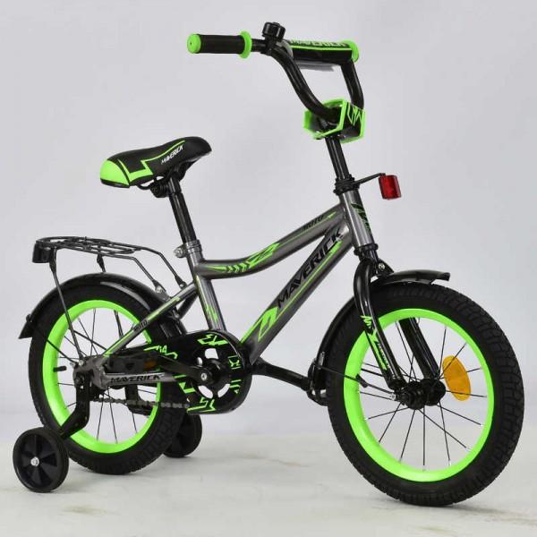 """Велосипед 2-х колёсный R 1404 """"MAVERICK"""" (1)"""