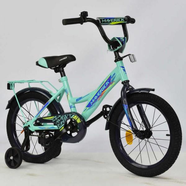 """Велосипед 2-х колёсный R 1601 """"MAVERICK"""" (1)"""