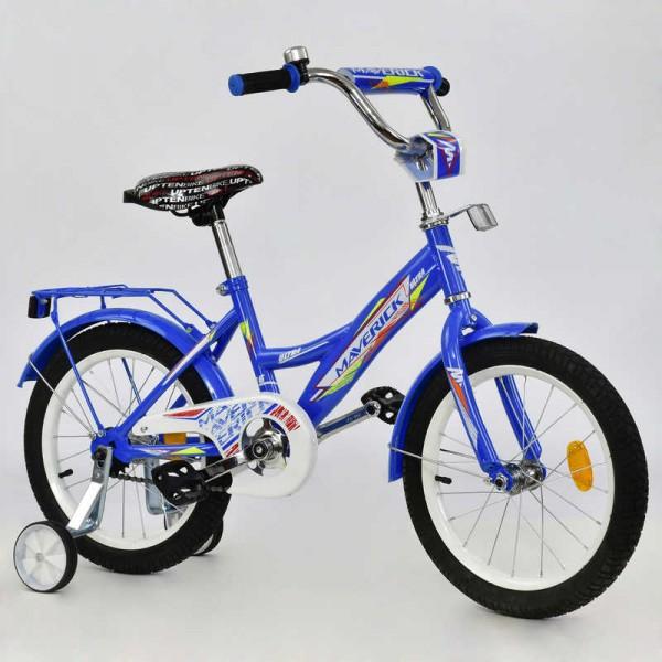 """Велосипед 2-х колёсный R 1602 """"MAVERICK"""" (1)"""