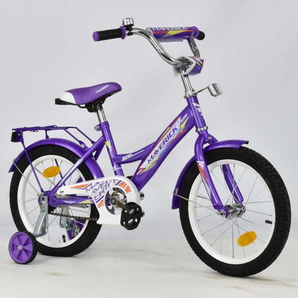 """Велосипед 2-х колёсный R 1603 """"MAVERICK"""" (1)"""