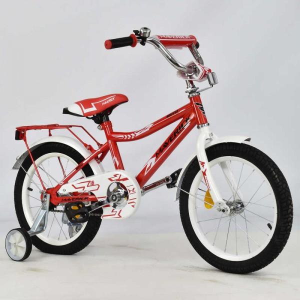 """Велосипед 2-х колёсный R 1604 """"MAVERICK"""" (1)"""