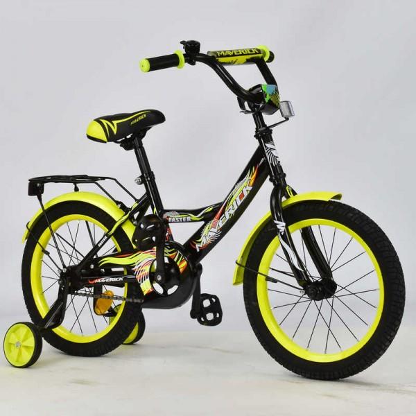 """Велосипед 2-х колёсный R 1609 """"MAVERICK"""" (1)"""