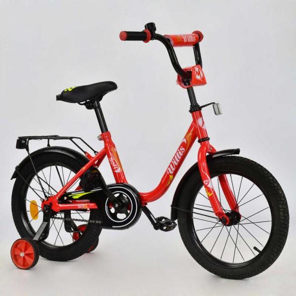 """Велосипед 2-х колёсный R 1613 """"WILLIS"""" (1)"""
