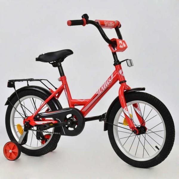 """Велосипед 2-х колёсный R 1616 """"WILLIS"""" (1)"""