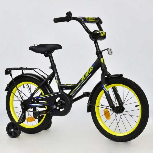 """Велосипед 2-х колёсный R 1617 """"WILLIS"""" (1)"""