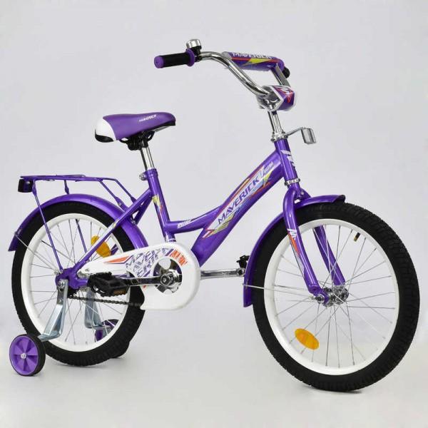 """Велосипед 2-х колёсный R 1803 """"MAVERICK"""" (1)"""