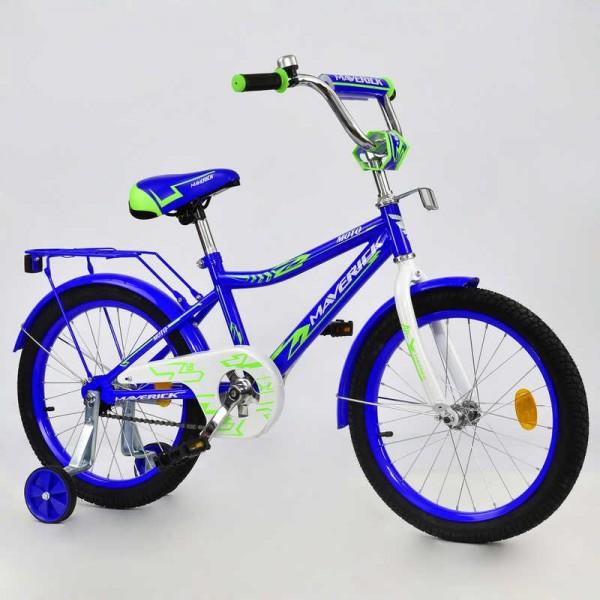 """Велосипед 2-х колёсный R 1806 """"MAVERICK"""" (1)"""