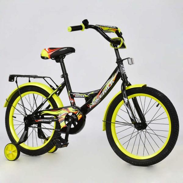 """Велосипед 2-х колёсный R 1809 """"MAVERICK"""" (1)"""