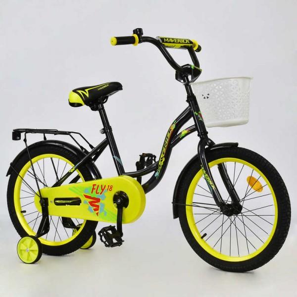 """Велосипед 2-х колёсный R 1810 """"MAVERICK"""" (1)"""