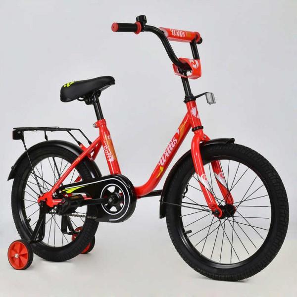 """Велосипед 2-х колёсный R 1813 """"WILLIS"""" (1)"""
