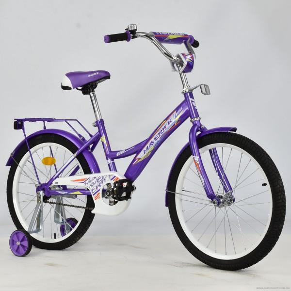 """Велосипед 2-х колёсный R 2003 """"MAVERICK"""" (1)"""