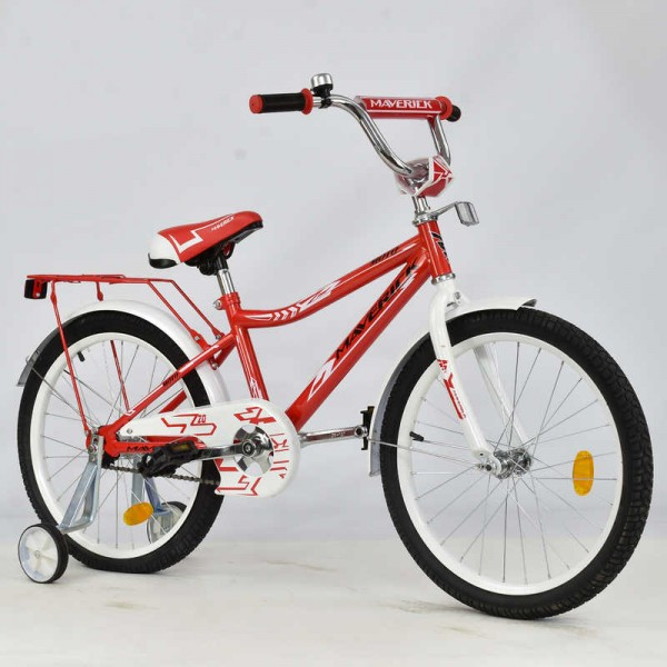 """Велосипед 2-х колёсный R 2004 """"MAVERICK"""" (1)"""