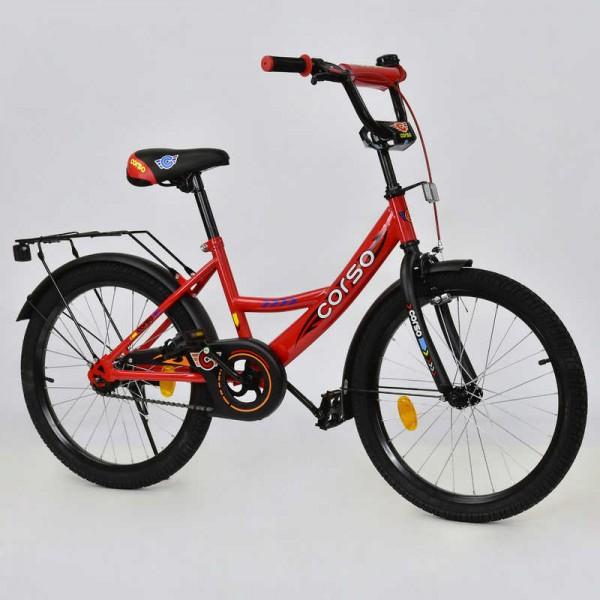 """Велосипед 20"""" дюймов 2-х колёсный С20808 (1) """"CORSO"""" (1)"""