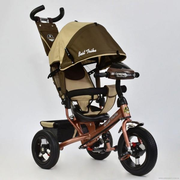Велосипед 3-х колёсный 6588 В - 3140 Best Trike (1)