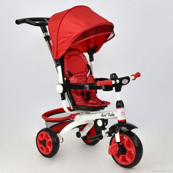 Велосипед дет. 3-х колёсный DT 128 Best Trike (1)