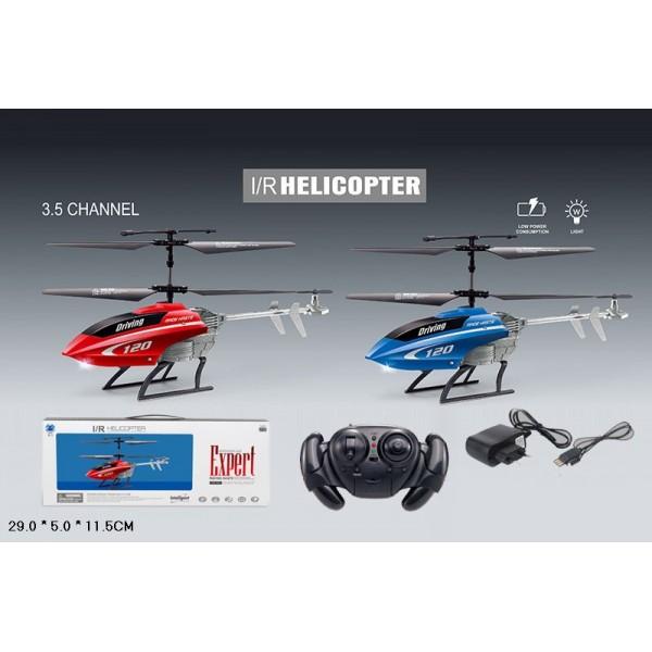 Вертолет на р/у BF-120-3D