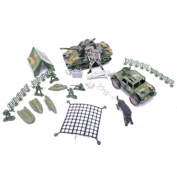 Военный набор 045A-B (100274U)