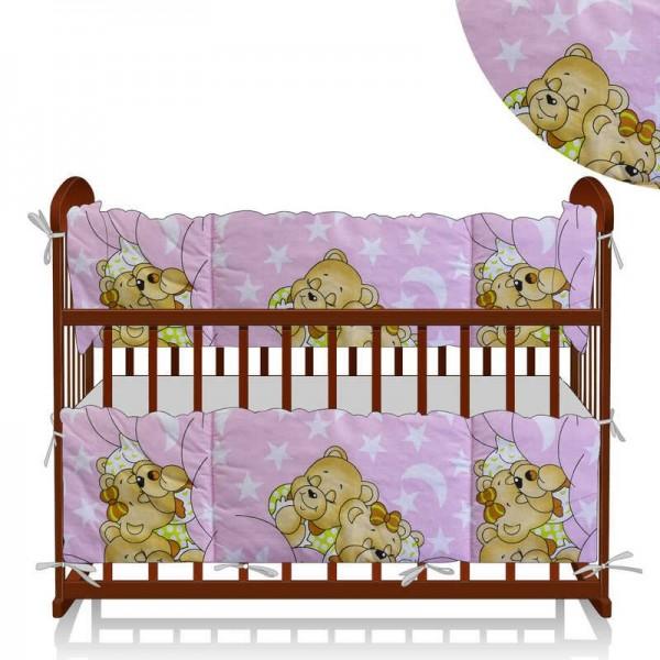 """Защита в кроватку 22116 """"Сладкий сон"""""""