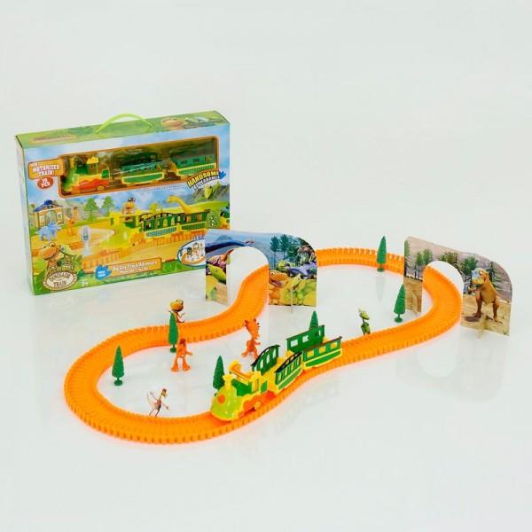 """Железная дорога XZ 517 """"Динозавры"""""""