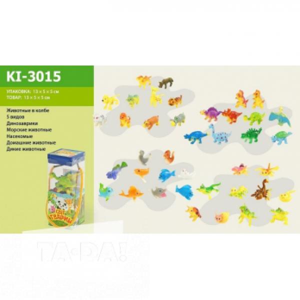 Животные ассорти KI-3015