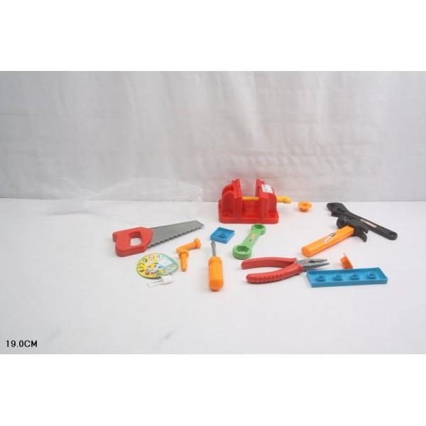 Набор инструментов  (2093-11) в пакете 19 см